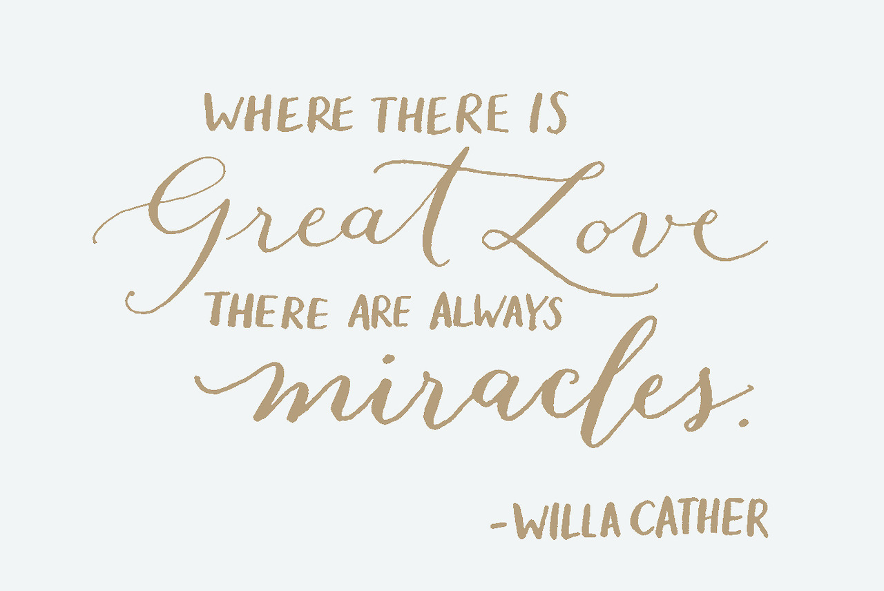 Love & Miracles